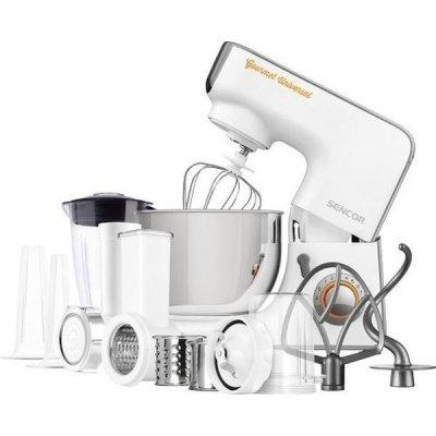 Jsem víceúčelový kuchyňský robot od Sencoru s 18 nástavci