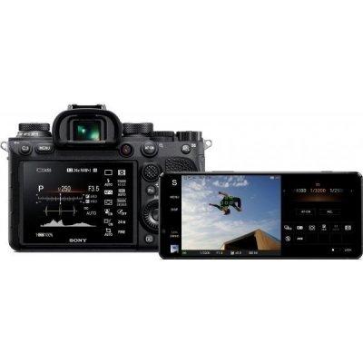 Propojení s fotoaparáty Alpha
