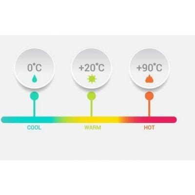 Volič teploty