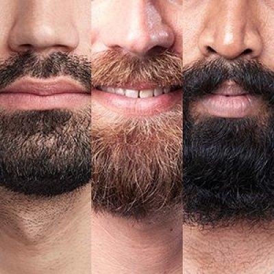 Díky technologii AutoSense se přizpůsobuje všem typům vousů
