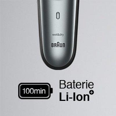 Lithium-iontová baterie s dlouhou výdrží