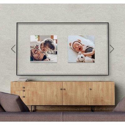 Televize a rámeček na fotografie v jednom