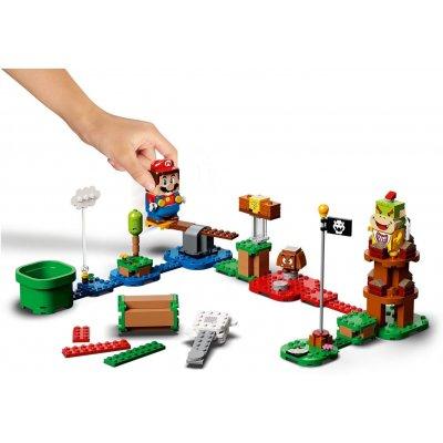 Bezplatná aplikace Lego Super Mario