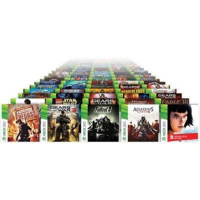 Kolekce her Xbox 360
