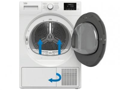 Snadná údržba filtru a možnost připojení na odpad