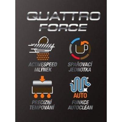 Technologie Krups Quattro Force