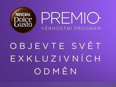 Objevte věrnostní program Premio