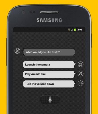 Ovládejte svůj telefon hlasem