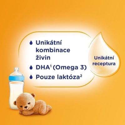 Receptura inspirovaná mateřským mlékem