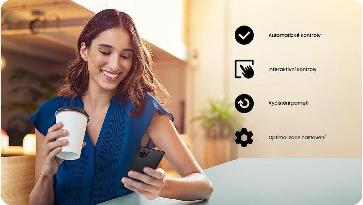 Rychlý a bezpečný smartphone