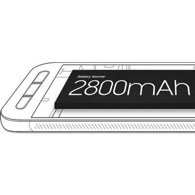 Velkokapacitní vyjímatelná baterie