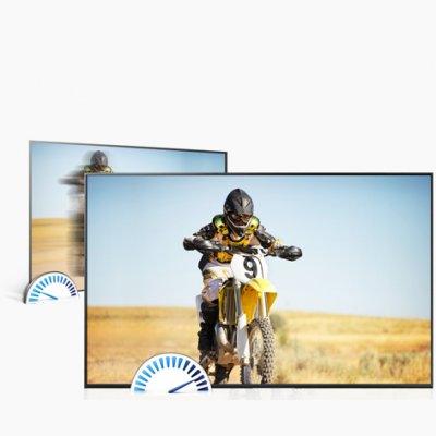 Ostré pohyby a živé barvy na Full HD obrazovce