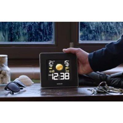 Hodnoty teplot, vlhkosti a tlaku