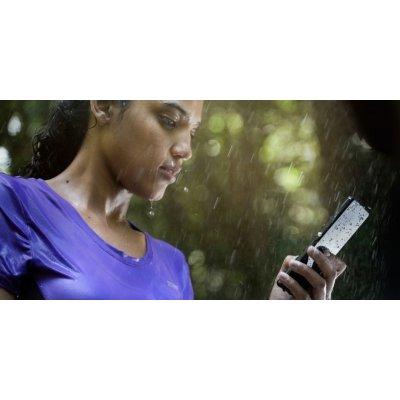Snadné ovládání i v dešti