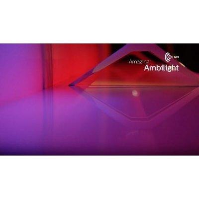 Jedinečné podsvícení Ambilight