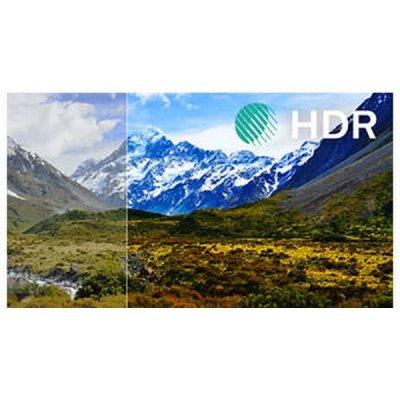 Technologie HDR Plus