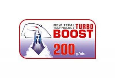 Turbo Boost: nová konstrukce parního rázu pro efektivní žehlení