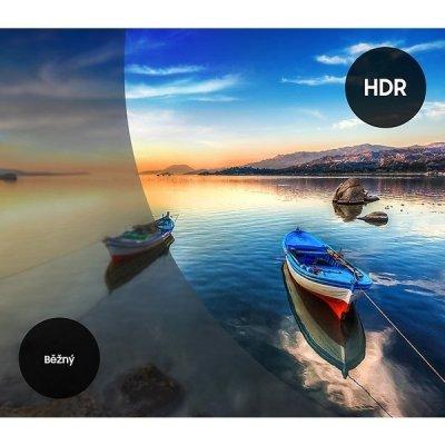 HDR kvalita a rozlišení UHD