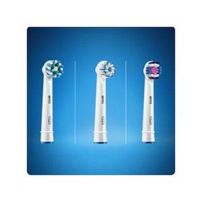 Kartáčkové hlavy navržené ve spolupráci  se zubními lékaři