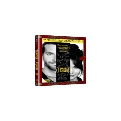 Terapie láskou DVD - Knižní edice - DVD Filmy