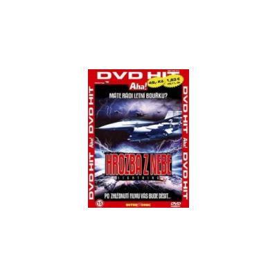 HROZBA Z NEBE dvd