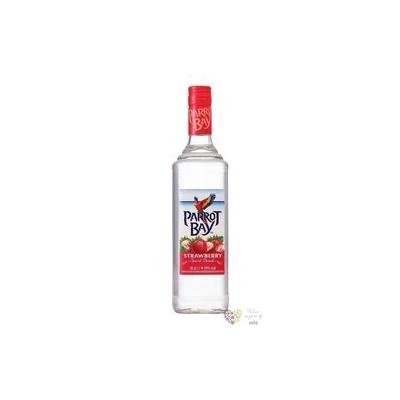 """Captain Morgan Parrot Bay """" Strawberry """" Puerto Rican rum liqueur 19% vol. 0.70l"""