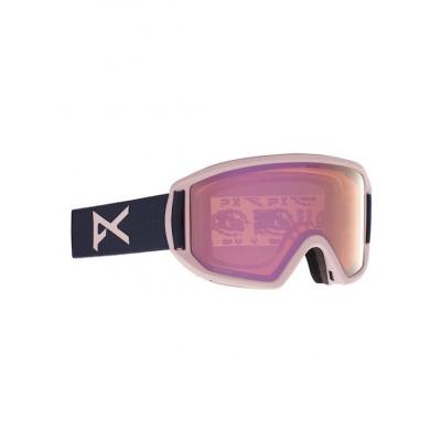 anon. Relapse Goggle + Bonus Lens + MFI® Face Mask Barva: Pat Rogasch / Perceive Cloudy Pink