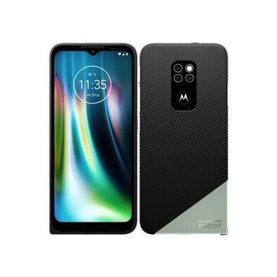 Mobilní telefon Motorola Defy (MDEFYDBGEUEEN04) černý/zelený