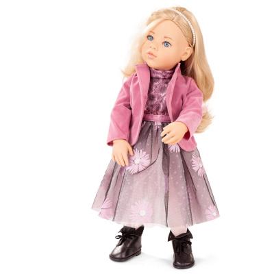 Götz panenka Sophia 2020 (9-kloubová stojící panenka, 50cm vysoká, blond vlasy a modré oči, z kolekce HAPPY KIDZ 2020)