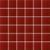Ceramika Paradyz Uniwersalna mozaika szklana karmazyn - obkládačka mozaika 29,8x29,8 červená 132586 Modul