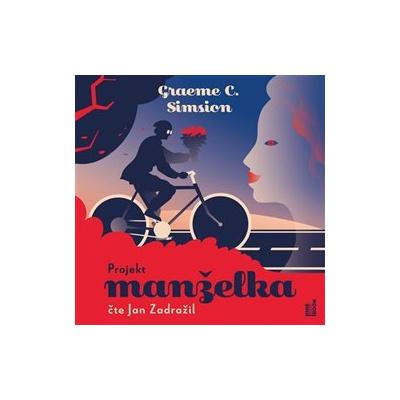 Projekt manželka. Láska není žádná věda!, CD - Graeme Simsion