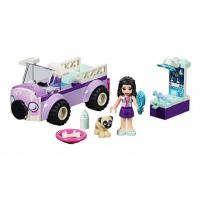 LEGO 41360 Emma a mobilní veterinární klinika LEGO 41360