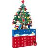 Dřevěný adventní kalendář - Vánoční stromeček
