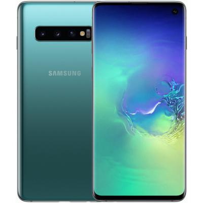 Samsung Galaxy S10 G973F 128GB Dual SIM Prism Green UK distribuce