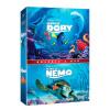 Film/Animovaný - Hledá se Nemo + Hledá se Dory kolekce 2DVD (2DVD)