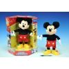 Mickey Mouse plyš 37cm česky mluvící a zpívající n