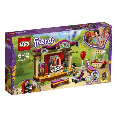 LEGO 41334 Friends Andrea a její vystoupení v parku