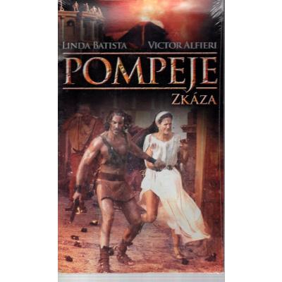 Pompeje: Zkáza DVD (Pompei Stories from an Eruption)