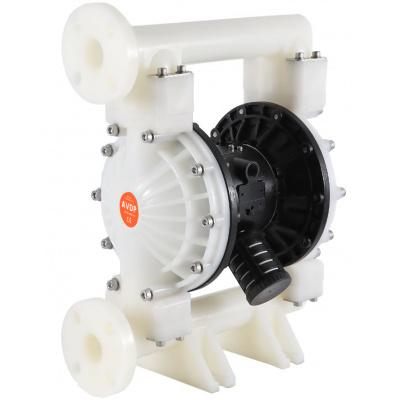 Pneumatické membránové čerpadlo Create Flow Max. výkon 587 l/min, max. výtlak 8,4 bar.