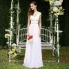 e772cd537cc Antické svatební šaty empírové i pro těhotné 36-38