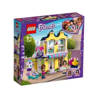 LEGO Friends Emma a její obchod s oblečením 41427
