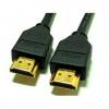 No Name, Audio/video kabel High Speed, HDMI M- HDMI M, zlacené konektory, černý, 1m,