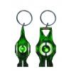 Green Lantern Light-Up klíčenka