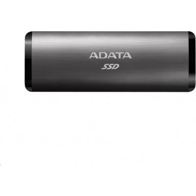 A-Data ADATA External SSD 512GB SE760 USB 3.2 Gen2 type C Titanová šeď (ASE760-512GU32G2-CTI)