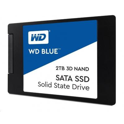 """SSD 2,5"""" 500GB WD Blue 3D NAND SATAIII 7mm WDS500G2B0A"""