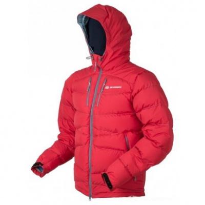 Sir Joseph Terag Man červená pánská nepromokavá zimní péřová bunda Exel Dry Stream M