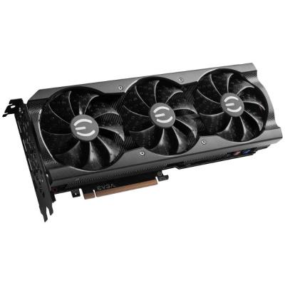 EVGA GeForce RTX 3070 XC3 ULTRA GAMING Grafická karta, PCI-E, 8GB GDDR6, 3x DisplayPort, 1x HDMI, ARGB LED, aktivní 08G-P5-3755-KR