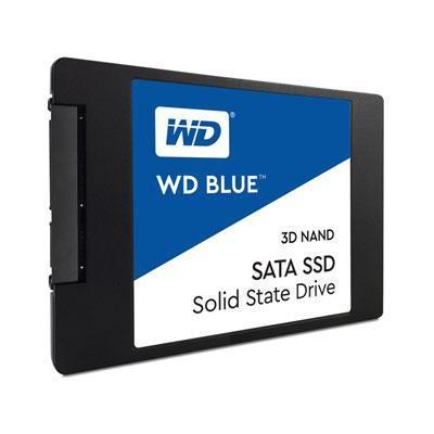 """WD SSD 2,5"""" 500GB WD Blue 3D NAND SATAIII 7mm (WDS500G2B0A)"""