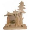 vánoční dřevěný betlem dřevořezba palubky-nabytek