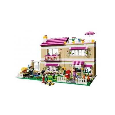 Lego 3315 Friends Olivia a vysněný dům